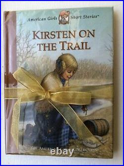 Pleasant Company American Girl KIRSTEN'S ON THE TRAIL OUTFIT LIMITED EDITION RAR