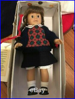 Pleasant Company American Girl Molly Doll with meet, Dude Ranch outfit