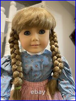 Pleasant Company American Girl Retired Kirsten Larson 18 Doll Outfit Lot
