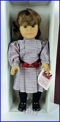 Pleasant Company American Girl Samantha Doll with Meet Outfit & Book