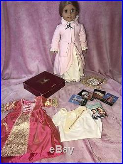 Pleasant Company Elizabeth Lot Riding Outfit Plus More Collectors