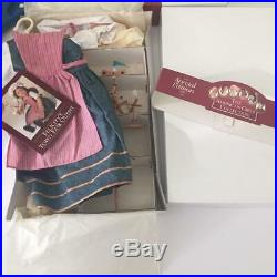 Pleasant Company FELICITY Town Fair Outfit and Accessories, American Girl New