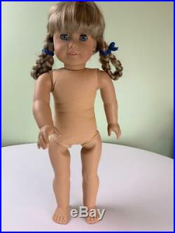 Pleasant Company Kirsten Doll with Original Braids, Outfit, American Girl