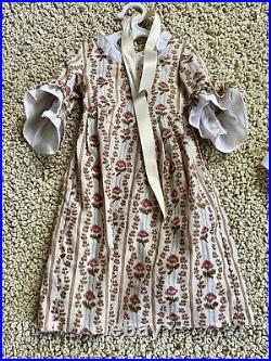 Pleasant Company Retired Felicity American Girl Doll, Meet Outfit. VGC