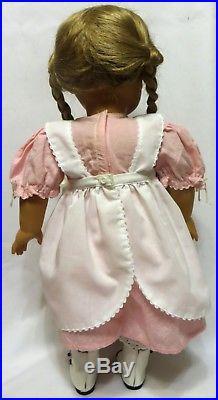 Pre Mattel American Girl 18 Kirsten Larson Doll Withmeet