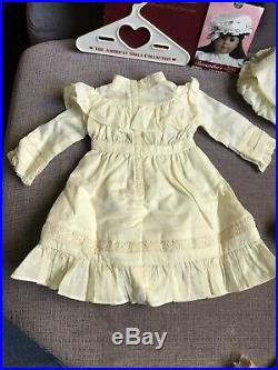 RARE American Girl Samantha Lawn Party Croquet Outfit Set NEW
