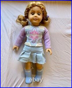 RARE JLY Truly Me #21 Retired I Like Your Style outfit with discontinued pin curls