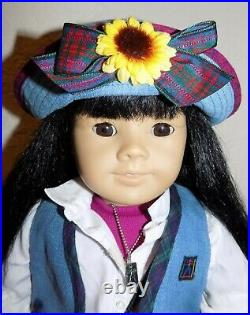 RARE Pre Mattel Pleasant Co GT 4 American Girl Today Doll Asian 149/76 w Outfit