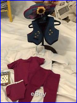 RARE RETIRED American Girl Truly Me Just Like You #4 Asian Doll & Outfit