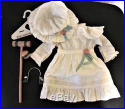 RARE, Retired American Girl Samantha Lawn Party Outfit with Croquet Set, Mint