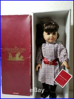 RARE! Samantha American Girl/Pleasant Company in Box with Meet Outfit VTG