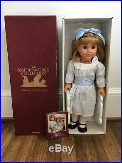 RETIRED American Girl 18 Nellie OMalley Doll & Box with Outfit