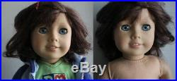 RETIRED American Girl Doll 2001 Girl of the Year LINDSEY in Original Outfit