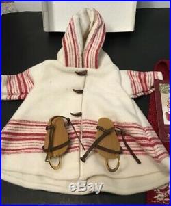 Rare American Girl Doll Kirstens Skating Outfit