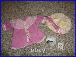 Rare American Girl Samantha Bird-watching Outfit Complete