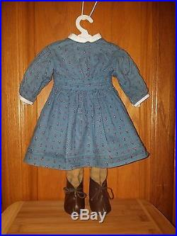 Retired 18 Kirsten American Girl Doll, 3 outfits+accessories GENTLY USED