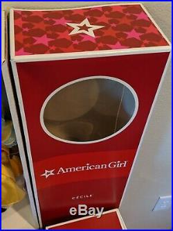 Retired American Girl Cecile Doll & Summer Outfit Set Brand New with boxes