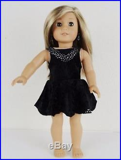 Retired American Girl Doll Isabelle 2014 GOTY with 3 Outfits + cat