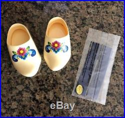 Retired American Girl Doll Kirsten Complete Baking Outfit RARENEW
