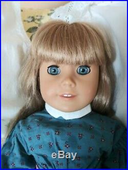 Retired American Girl Doll Kirsten withOutfit