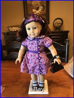 Retired American Girl Doll Ruthie Smithens With Additional Outfit