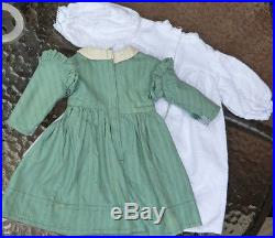 Retired Vintage American Girl 18 Doll Meet Kirsten Pleasant Company 3 Outfits
