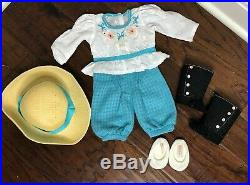 Samantha American Girl Doll Bike and Outfit Set