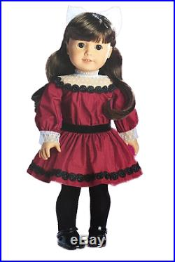 Samantha Parkington American Girl Doll with Two Additional Outfits & Book NWT