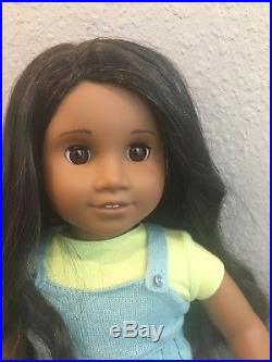 Sonali American Girl Doll with complete outfit