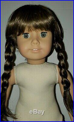 Sweet Pleasant Company American Girl White Body MOLLY in Meet Outfit
