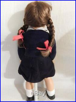 The American Girl Doll MOLLY MCINTIRE in MEET MOLLY OUTFIT Box Brochure, Retired