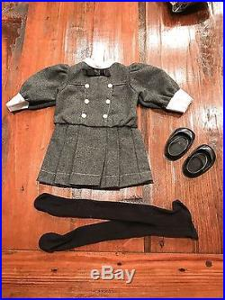 Used American Girl Doll Samantha, Book Set, Outfits, Bed Furniture