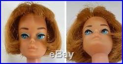 VINTAGE BARBIE 1966 AMERICAN GIRL BLONDE HAIR DOLL #1070 with ORIGINAL OUTFIT
