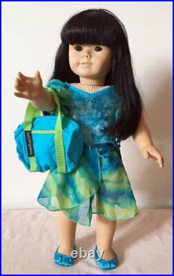 Vintage Pleasant Company American Girl of Today JLY #4 Asian Doll & Dance Outfit