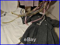 White Body American Girl Samantha Pleasant Company & Outfits Vintage
